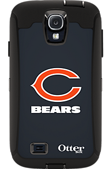 NFL Defender by OtterBox for Samsung Galaxy S4 - Chicago Bears