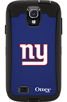 NFL Defender by OtterBox for Samsung Galaxy S4 - New York Giants