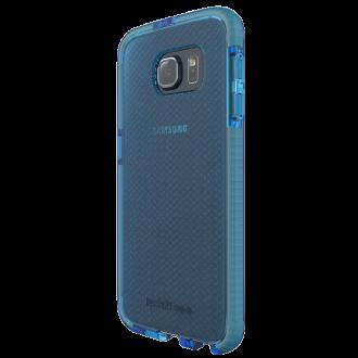 Samsung Galaxy S 6 Tech21 Evo Check Case - Blue