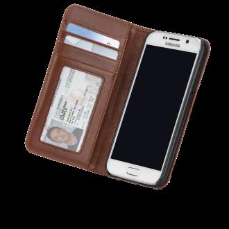 Samsung Galaxy S 6 Case Mate Wallet Folio - Brown