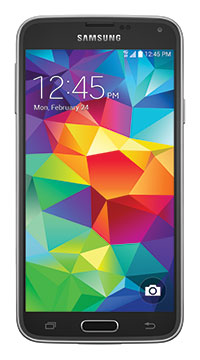 Samsung Galaxy S 5 - Charcoal Black 16GB