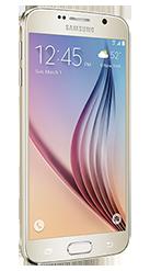Samsung Galaxy S 6 - Gold 32GB