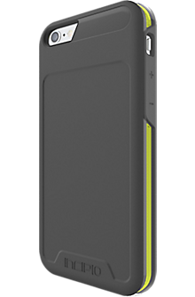 Incipio PERFORMANCE Series Level 5 for iPhone 6/6s- Gray/Yellow