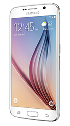Samsung Galaxy S 6 - White 64GB