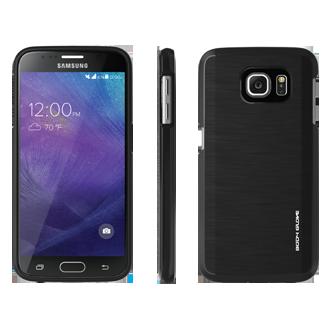 Samsung Galaxy S 6 Body Glove Fusion Silk Case - Black