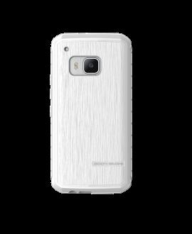 HTC One M9 Body Glove Fusion Pro Case - White & Silver