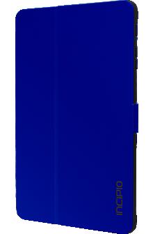 Clarion Folio case for Samsung Galaxy Tab E - Dark Blue