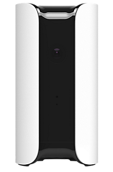 Canary all-in-one home security system - White