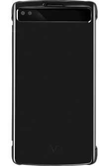 Folio Case for LG V10 - Black