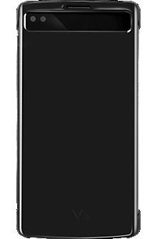 Folio Case for LG V10 - Black