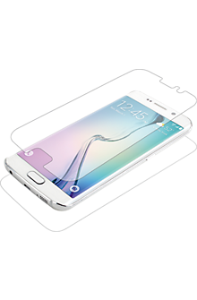 InvisibleShield Dry for Samsung Galaxy S 6 Edge - Full Body