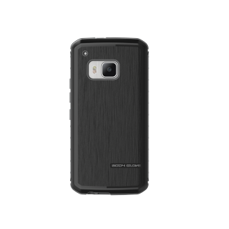 HTC One M9 Body Glove Fusion Pro Case - Black & Charcoal