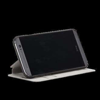 HTC One M9 Case Mate Stand Folio Case - Black