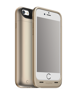 mophie juice pack air for iPhone 6 - Gold