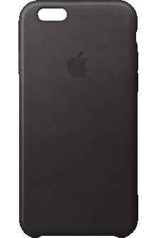 Leather Case for iPhone 6 Plus/6s Plus - Black