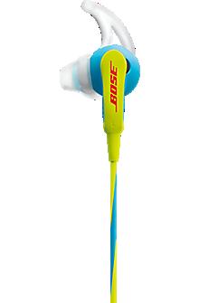 SoundSport in-ear headphones for Apple - Neon Blue