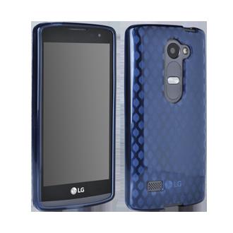 LG Leon LTEFlex Protective Cover -Blue