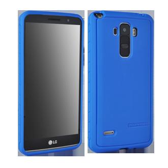 LG G Stylo Body Glove Satin Case - Cobalt