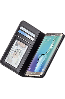 Wallet Folio for Samsung Galaxy S 6 edge+