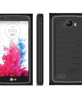 LG G4 Body Glove ShockSuit Case - Black