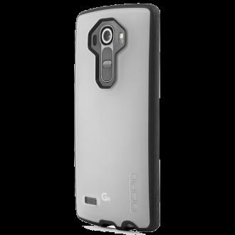 LG G4 Incipio Octane Case - Frost & Black