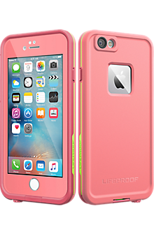 FRĒ case for iPhone 6/6s - Sunset Pink