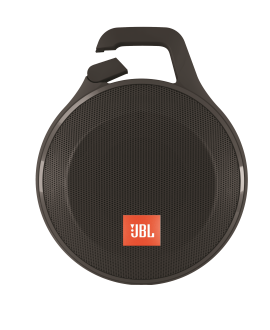 JBL Clip+ Bluetooth Speaker - Black