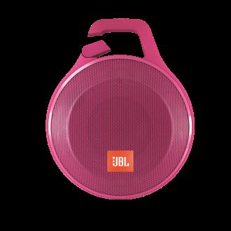 JBL Clip+ Bluetooth Speaker - Pink