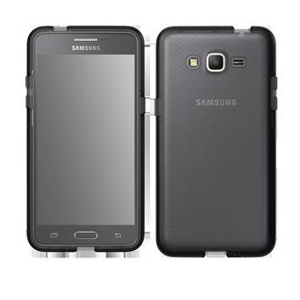 Samsung GALAXY GRAND Prime Tech21 Evo Check Case - Smoke