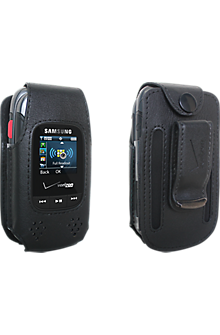 Fitted Case for Samsung Convoy 3  - Non Camera