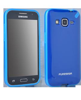 Samsung GALAXY CORE Prime PureGear Slim Shell - Blue