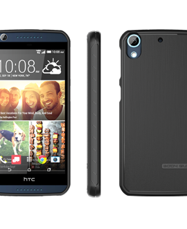 HTC Desire 626s Body Glove Satin Case - Black