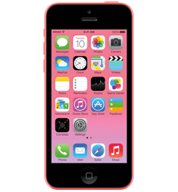 iPhone 5c - Pink - 8GB
