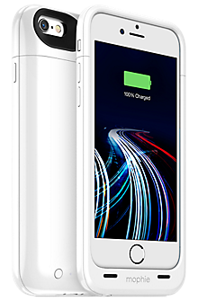 mophie juice pack ultra for iPhone 6/6s - White