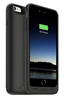 juice pack for iPhone 6 Plus/6s Plus - Black