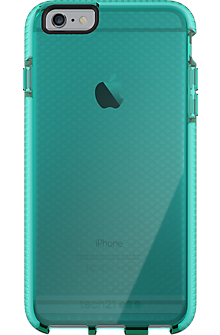 Tech21 Evo Check for iPhone 6 Plus/6s Plus - Aqua/White