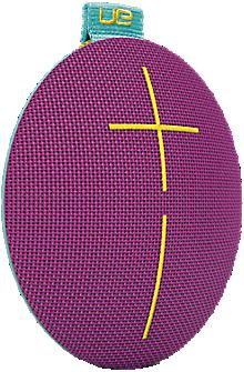 ROLL Wireless Speaker - Sugarplum