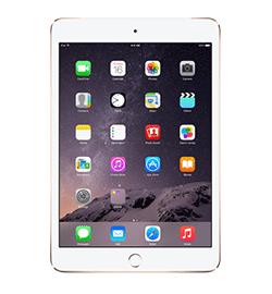 iPad mini 3 - Gold - 64GB - Prepaid