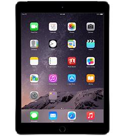 iPad Air 2 - Space Gray - 64GB - Prepaid