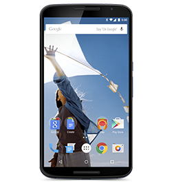 Nexus 6 - Blue - 32GB - Certified Pre-Owned