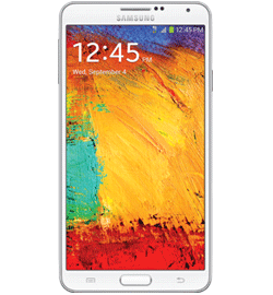 Galaxy Note 3 - White - Certified Pre-Owned