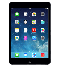 iPad mini with Retina display - Space Gray - 32GB