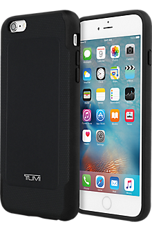 Full Grain Leather Co-Mold Case for iPhone 6 Plus/6s Plus - Black
