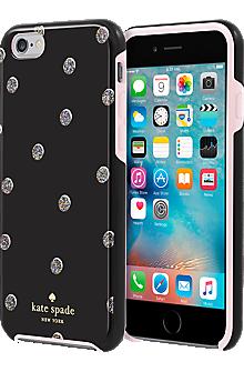 Hybrid Hardshell Case for iPhone 6/6s - Scatter Pavillion
