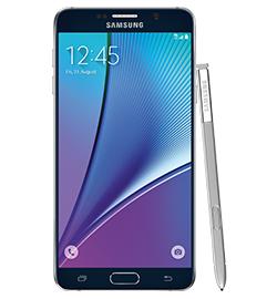Galaxy Note5 - Black Sapphire - 32GB
