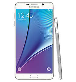 Galaxy Note5 - White Pearl - 64GB
