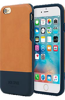 Color-Block Case for iPhone 6 Plus/6s Plus - Fulton Tan/Navy