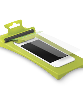 Samsung Galaxy S6 edge plus PureTek Roll-on HD Screen Protector
