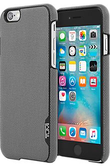 Split Leather Snap Case for iPhone 6/6s - Grey