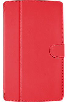 Folio Case for LG G Pad X8.3 - Red